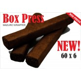 Box Press Maduro 60 x 6