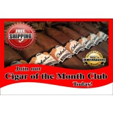 Cigar of the month Club 20cigars/12months