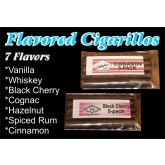Bobalu's Flavored Cigarillos Unflavored Cigarillo Pack of 50