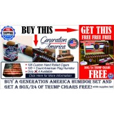 Generation America  Collectors Series Limited Edition Humidor