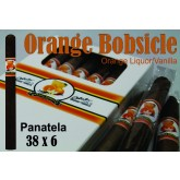 Orange Bobsicle  Flavored Panatela Cigars