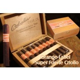 Super Fuerte Criollo - Orange Label - Full Body Cigar
