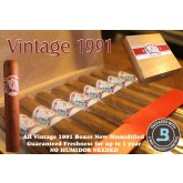 91 Aged Dominican - Vintage Cigar - Super Premium - Aged Cigars