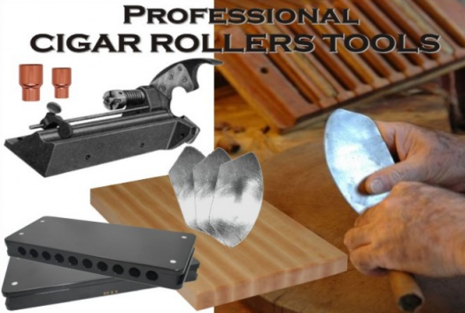 cigar rollers equipement