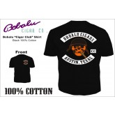 Bobalu CC T-Shirt Black Sizes M-XXXL