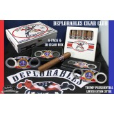 Deplorables Cigar Club Robusto Cigars Box/20 + FREE SHIPPING