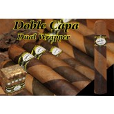 Double Wrapper - Doble Capa - Barber Pole Cigars - Dual Wrapper Cigars