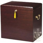500 Cigar Chest Humidor Hum-400FL