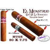 El Monstruo 80 x 7.75 single cigar