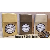 Bobalu Z-Style Torch Lighter (colors may vary)