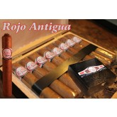 Bobalu Rojo Antiqua - Spicy Cigar - Pig Tail Cap - Full Body