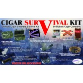 Bobalu Cigar Survival Kit