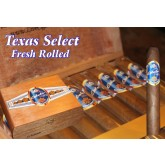 Bobalu's Texas Select Cigars Torpedo 50 x 6.5 Box of 25