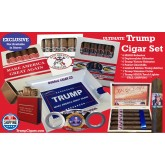 Limited Edition Ultimate Trump Cigar Set + FREE SHIPPING