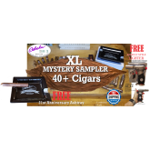 XL Mystery Sampler 40+ Cigars & FREE shipping