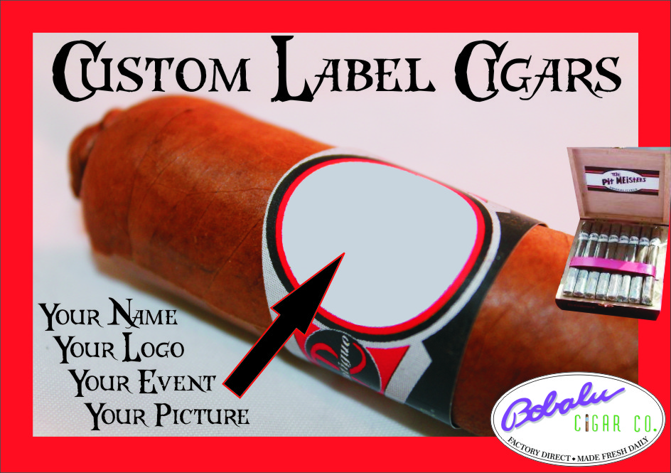 custom label cigars bobalu cigar co.