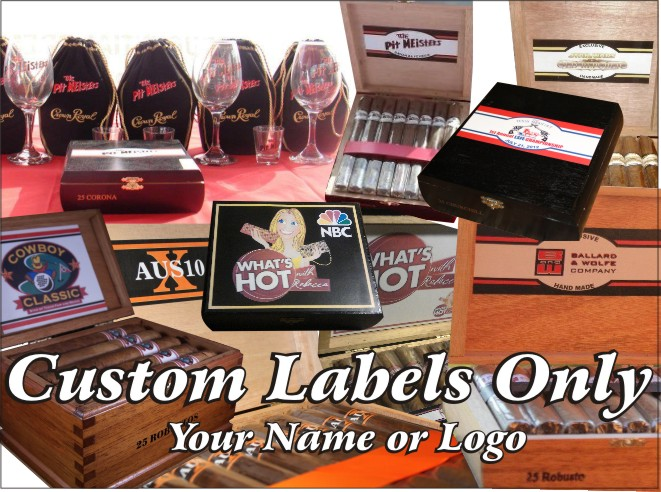 Cigar Labels Only