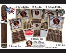 The Boxer Aging Room Edition Box of 5 Robustos