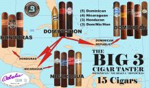 The Big 3 Cigar Taster
