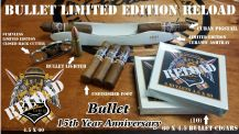 Bullet Reload Set 10 cigars ashtray, lighter and cutter + free shipping