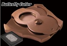 Butterfly Stainless Cutter