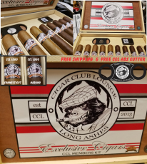 CCL 10 CIGAR Ultimate Cigar KIt + FREE CCL Cutter  & FREE Shipping
