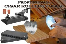 Professional Cigar Rolling Tools and Equipment
