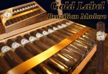 Bobalu Cuban Blend - Brazilian Maduro - Gold Label - Bobalu Cigars