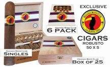 Cigars made exclusively for Havana Boys Club 6-pack
