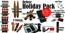 Deluxe Holiday Pack