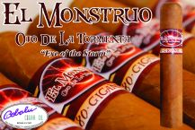 El Monstruo Huge Ring Cigars