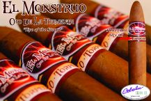 El Monstruo 60 x 6.5 Torpedo single cigar