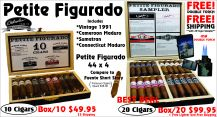 Petite Figurado Limited Edition Sampler Box (10) + discounted $5 shipping