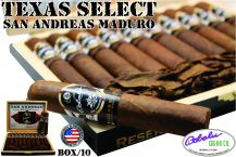 Texas Select San Andreas Maduro