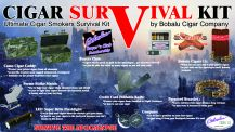 Cigar Survival Kit - Full Kit
