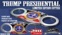 Trump Stainless Closed Back Cutter + FREE SHIPPING
