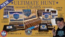 Ultimate Hunt Cigars As Seen on TV
