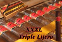 XXXL Triple Lijero - Triple Lijero Cigars - Strong Cigar - Full Body Cigar