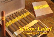 Connecticut Shade - Yellow Label - Dominican - Bobalu Cigars
